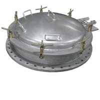 Gauge Hatch and Manholes 95020